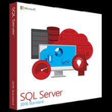 Microsoft SQL Server Standard Edition (Server/CAL Licensing