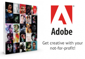 Adobe Charity Licensing | Connecting Up