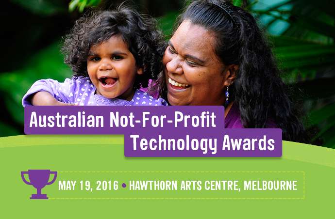 NFP Technology Awards Banner